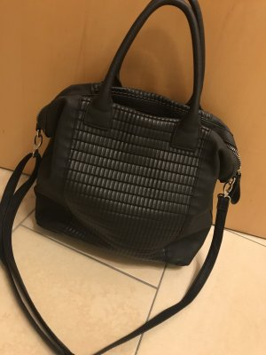 Schwarze H&M Handtasche