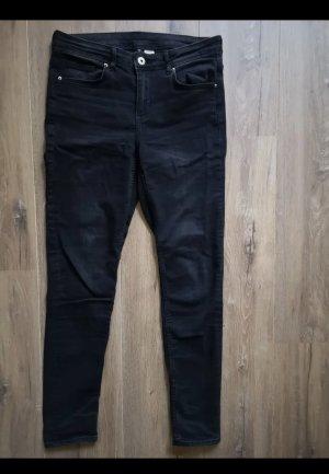 H&M Regenpijpbroek zwart