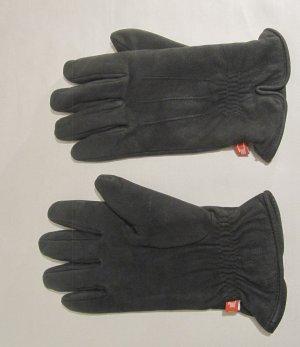 Schwarze Handschuhe von Roeckl G. 8,5 Leder