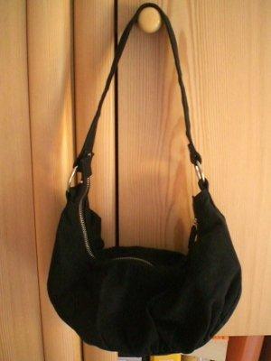 schwarze Handtasche :)