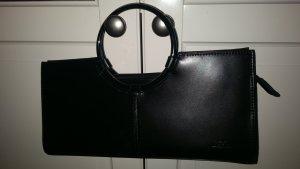 Schwarze Handtasche Clutch