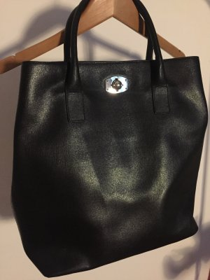 Furla Business Bag black-red leather
