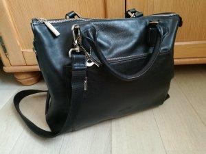 schwarze Handtasche Shopper *Picard*