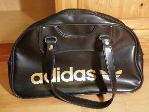 Adidas Handbag black leather