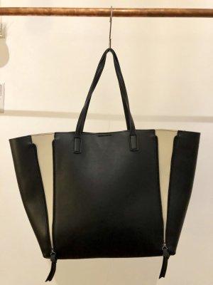Schwarze Handtasche von Anna Field