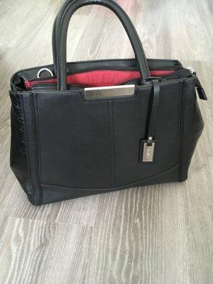 Schwarze Handtasche von Carwalk