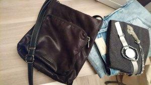 Esprit Gekruiste tas zwart