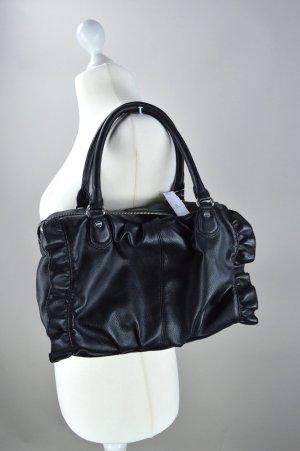 Schwarze Handtasche von Esprit neu und ungetragen