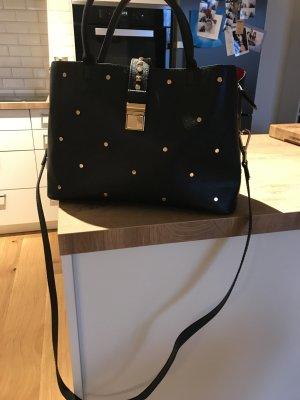 Schwarze Handtasche von H&M
