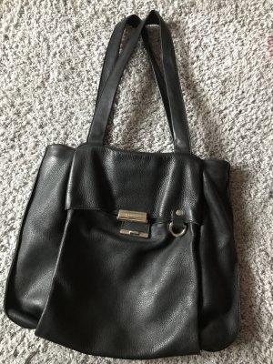 Schwarze Handtasche von Mandarina Duck