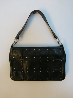 Mango Carry Bag black-silver-colored