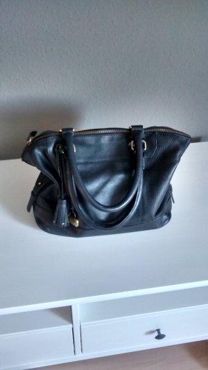 Schwarze Handtasche von Mark Adam