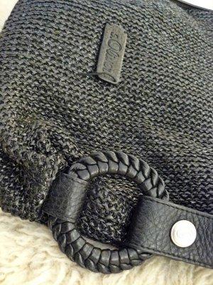 schwarze Handtasche von S.Oliver