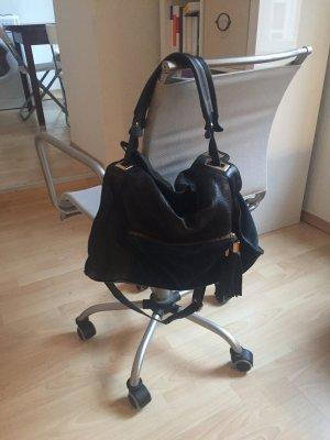Schwarze Handtasche von Sandro