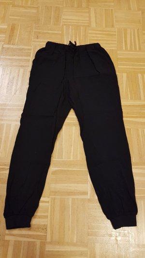 Vero Moda Pantalón estilo Harem negro