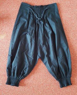 Pantalone bloomers nero
