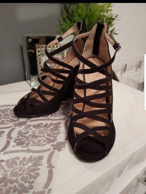 Schwarze heels H&M