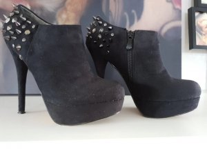 Blink Tacones altos negro