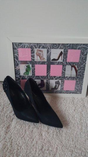 schwarze Heels von Catwalk in 40