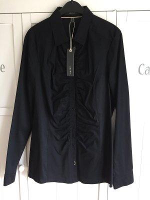 Schwarze Hemdbluse von Esprit
