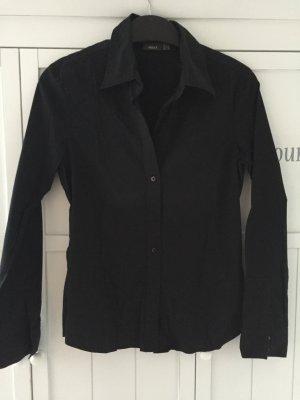 Schwarze Hemdbluse von Mexx - ungetragen