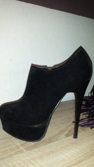 Belle Women Tacones altos negro