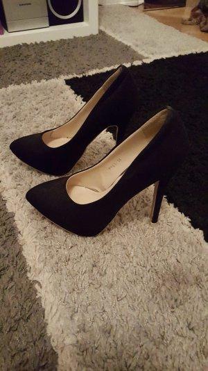 Schwarze High Heels !Neu!