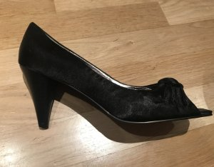 Schwarze High Heels - Nur einmal getragen