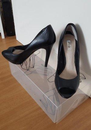 Schwarze High Heels/Pumps (von rmk)