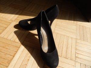 Schwarze High Heels (Pumps) von Tamaris