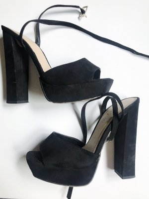 schwarze High Heels von ASOS