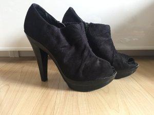 Schwarze high heels von cox