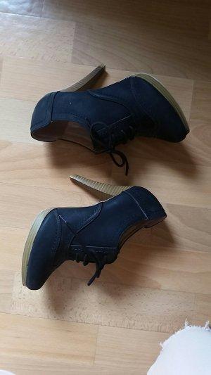 schwarze high heels von Graceland