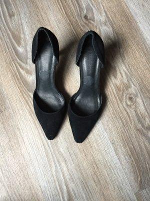 Schwarze high heels von hallhuber in Größe 37