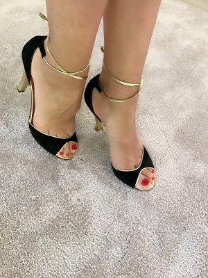 Schwarze High Heels von Mango