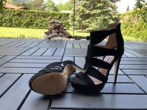 Schwarze High Heels von Steve Madden Größe 35,5
