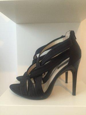 Schwarze high Heels von Zara