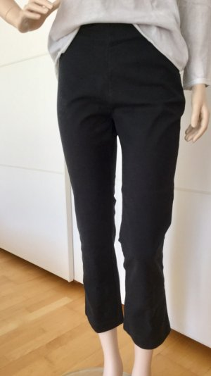 More & More High Waist Trousers black