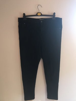 New Look High Waist Jeans black