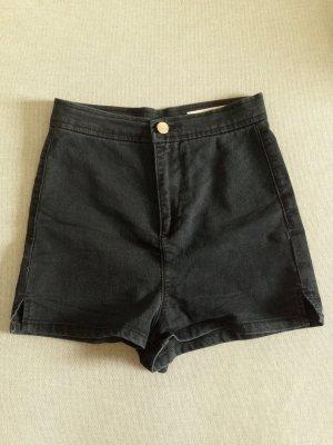 Asos Denim Short zwart
