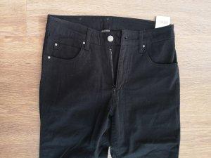 Vero Moda Hoge taille broek zwart
