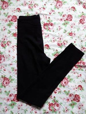 H&M High Waist Trousers black