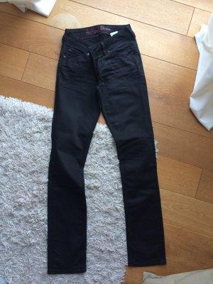 Schwarze Hilfiger Jeans