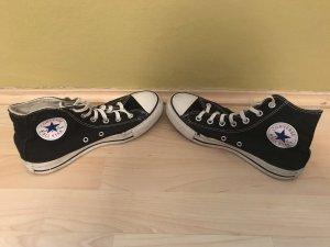 Converse Sneakers met veters wit-zwart