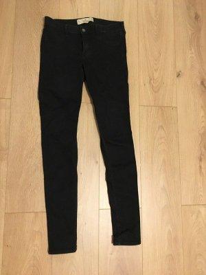 Schwarze Hollister Jeans Größe 28/33
