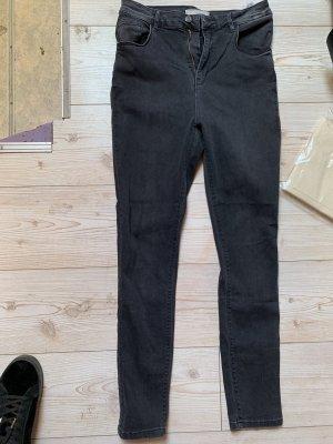 Pimkie Pantalon taille haute noir