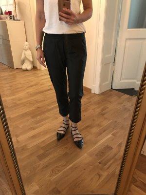 Kontatto Pantalone a 7/8 nero