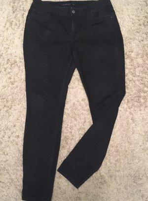 C&A Pantalone a vita bassa nero