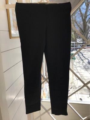 Mango Suit 7/8 Length Trousers black