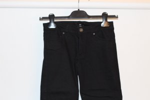 H&M Low-Rise Trousers black